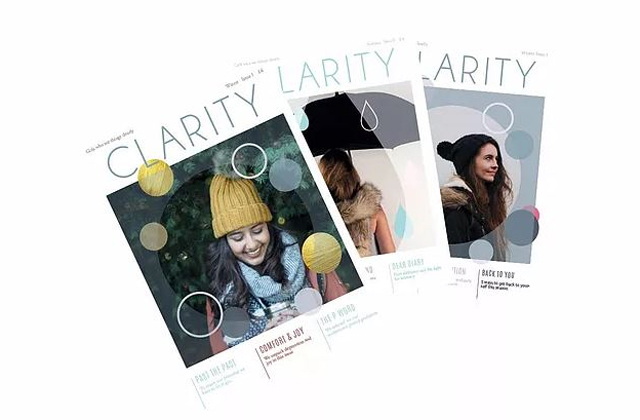 Introducing CLARITY magazine…