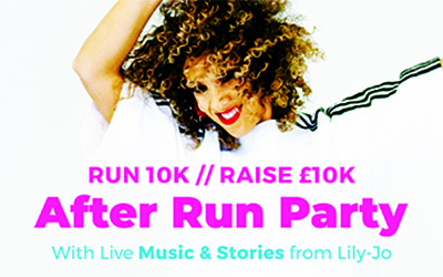 It's Finally Here! – Run 10K // Raise £10K