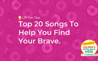 Top 20 Songs to Help You Find Your Brave