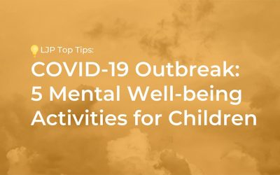 5 Activities to Look After Your Child's Mental Well-Being in COVID-19 Outbreak