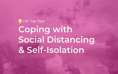 5 Tips for Good Mental Health in Social Distancing/Self-Isolation