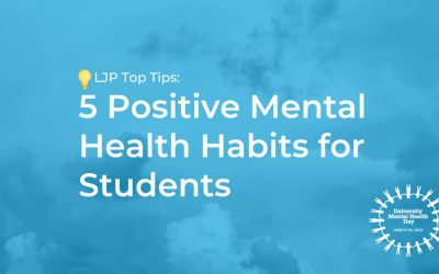 How to Survive Uni: 5 Positive Mental Health Habits for Students