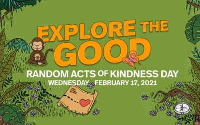 Making Kindness a Family Affair…