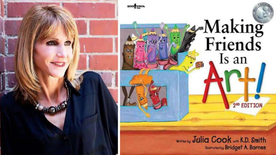 Changing the Conversation: Overcoming Racial Bias With Bestselling Children's Author Julia Cook