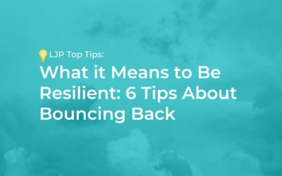 What it Means to Be Resilient: 6 Tips From Lily-Jo About Bouncing Back