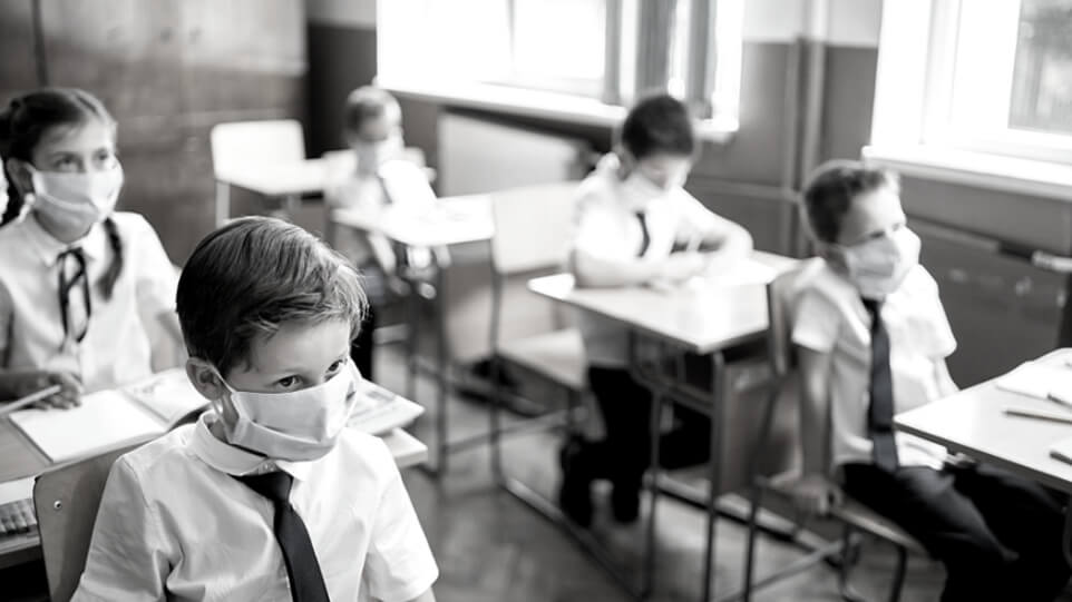 Ch-Ch-Changes…How Starting School Looks Different Due to Covid and 5 Ways We Can Minimize the Damage as Parents